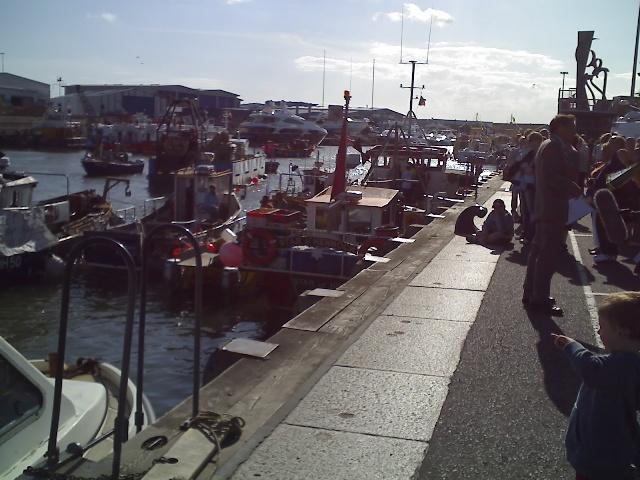 Diesel Fuel Blockage by Boats