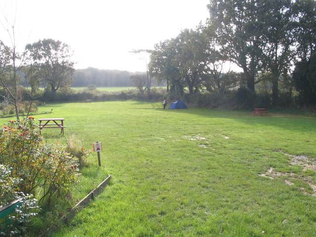 Camping field at Kloofs Caravan Park (2)
