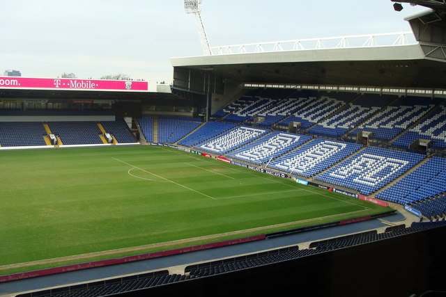 The Hawthorns - West Bromwich Albion's ground