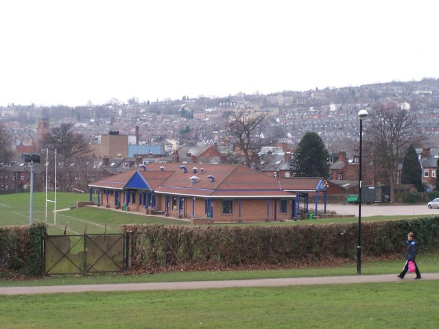 Hillsborough Sports Arena, Hillsborough Park, Sheffield