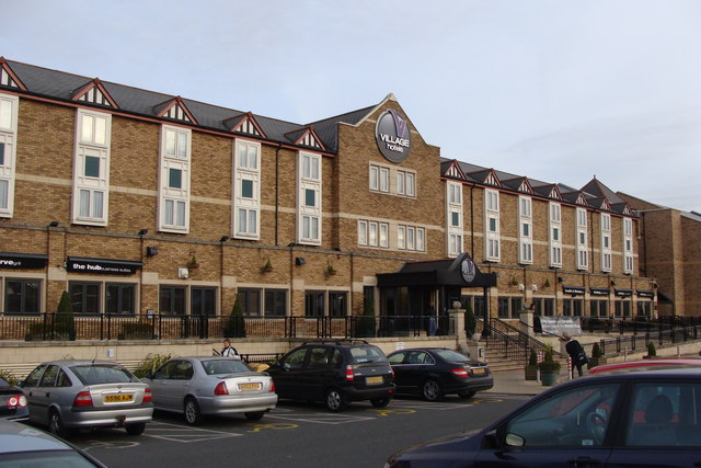 Village Hotel, Dudley