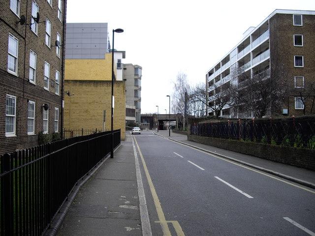 Old Paradise Street