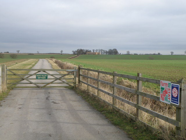 Entrance to Holiday Cottages