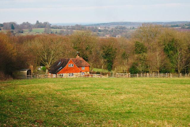House at Crowhurst Farm