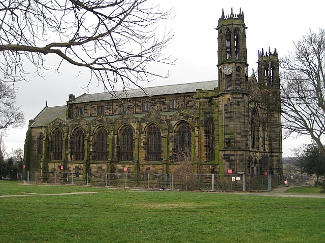 Stanley St Peters Church