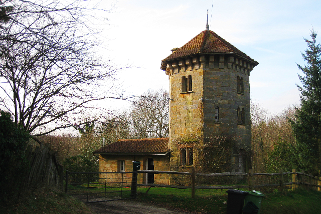Tower House, Penhurst Hill, Penhurst, East Sussex