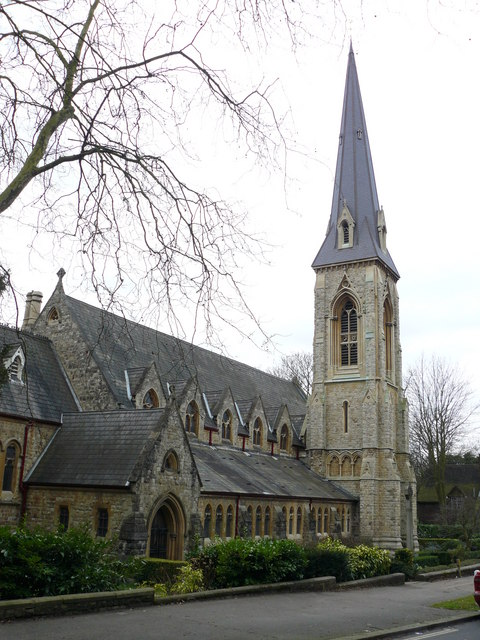 St.Stephen's Church, South Dulwich
