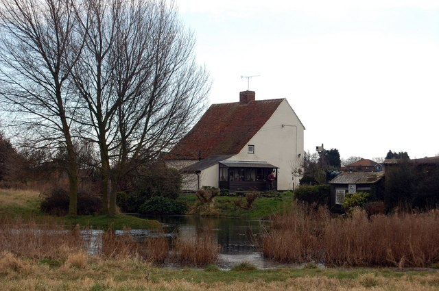 Cottage on Great Wakering Common