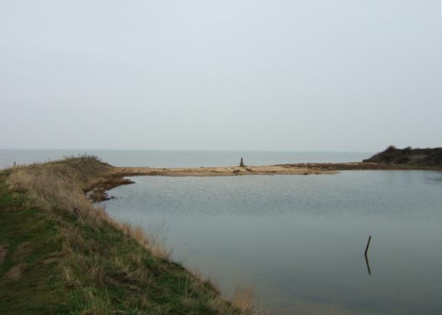 Lagoon, Hamford Water NNR