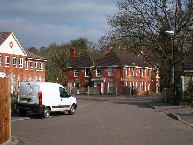 Offices on Chain Lane, Battle, East Sussex
