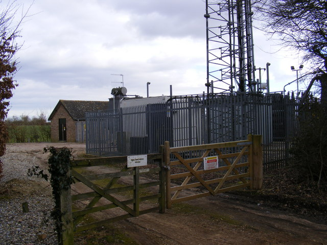 Benhall Primary Electricity Sub Station