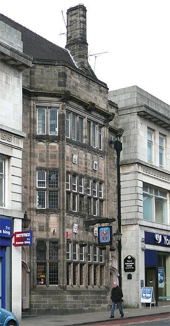 The Giffard Arms, Victoria Street, Wolverhampton