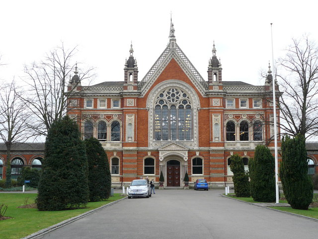Dulwich College, Main Entrance