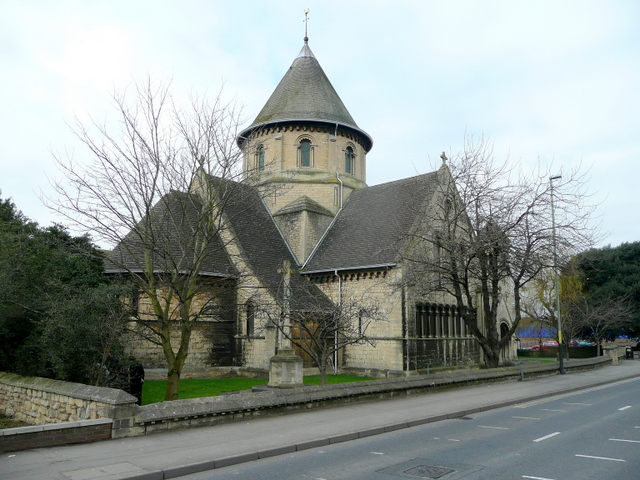 St. Peter's church, Cheltenham