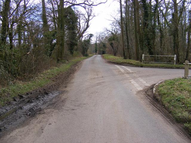 Deadman's Lane, Benhall
