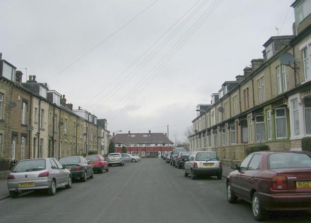 Northampton Street - Prospect Road