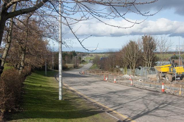 Pitmedden Road