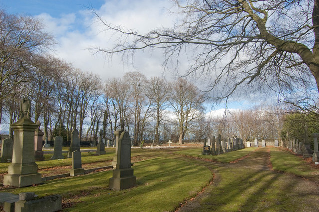 Pitmedden Road Cemetery