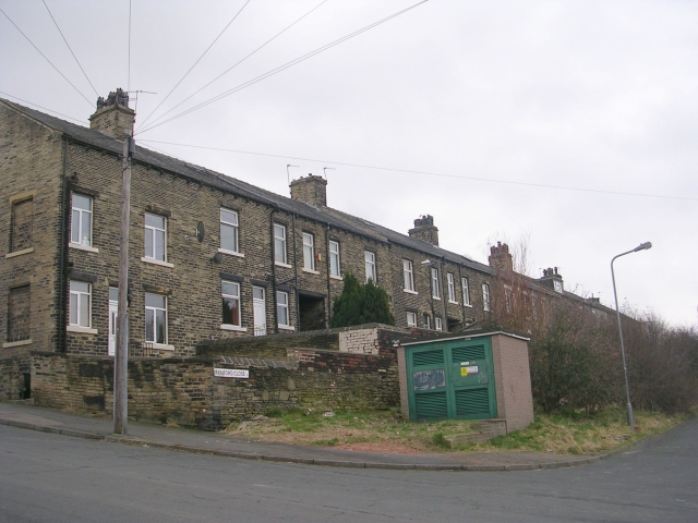 Rear of Stanacre Place - Prospect Road