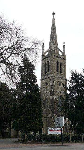 All Saints Church, Upper Norwood