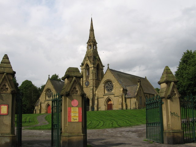 Burngreave - Cemetery Gates