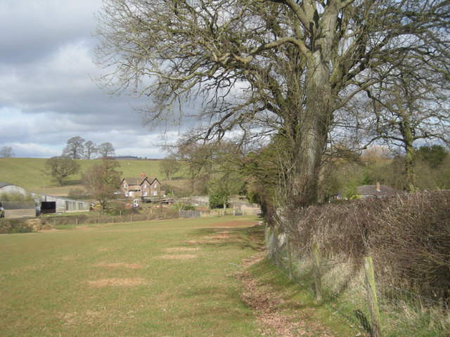 Along 'The Jack Mytton Way' to Tugford