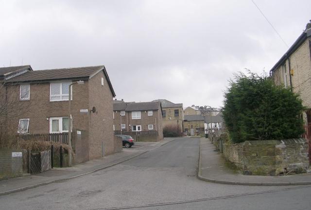 Dover Street - Sunnyside Lane