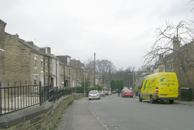 Sydenham Place - Park Crescent