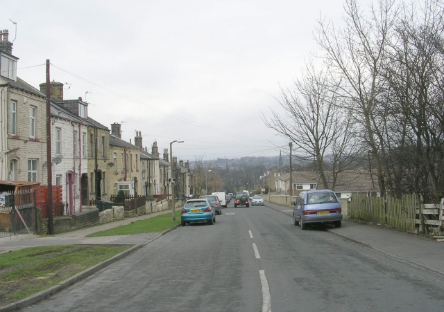 Harrogate Street - Otley Road