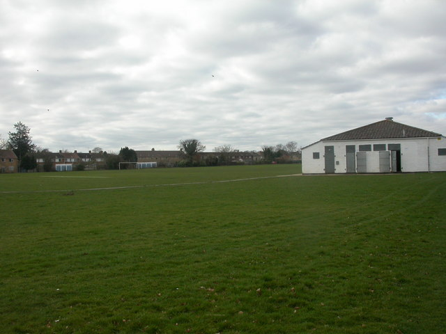 Kinson Manor Playing Fields