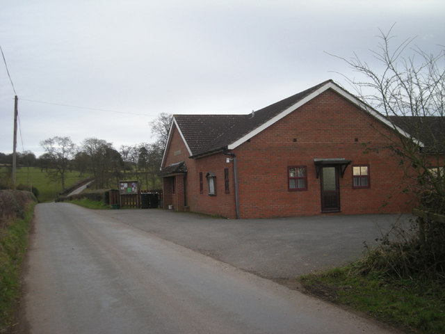 Stoke St. Milborough Village Hall