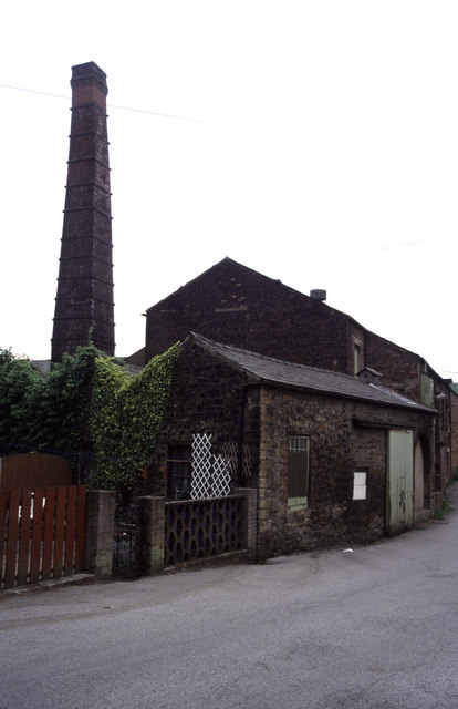 Baitings Mill, Norden