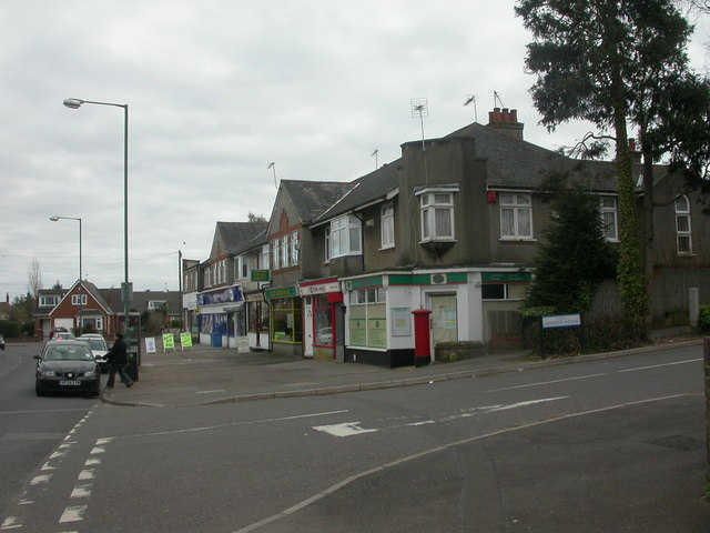 Northbourne, closed post office