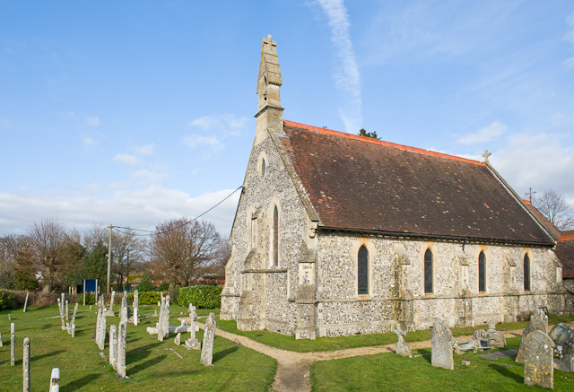 St Thomas' Church, Fair Oak