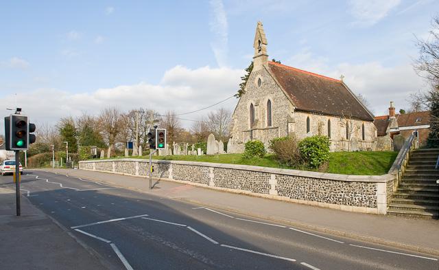 St Thomas' Church, Fair Oak