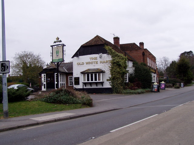 Hook: The Old White Hart