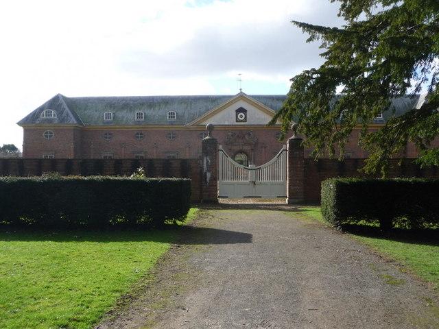 Newport: a Tredegar House outbuilding