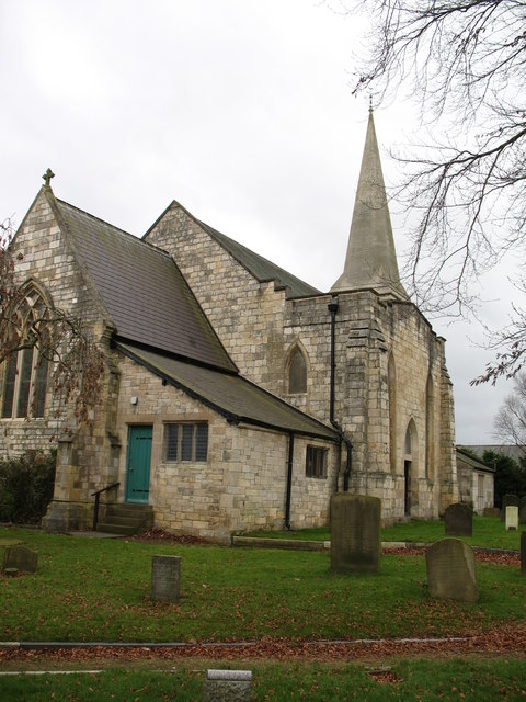 St Stephen's Church, Acomb
