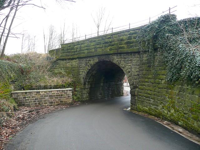 Railway Bridge, Stoney Lane, Luddenden Foot
