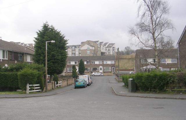 Rylstone Gardens - Harrogate Avenue