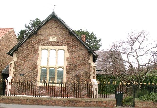 Former school, Acomb Green