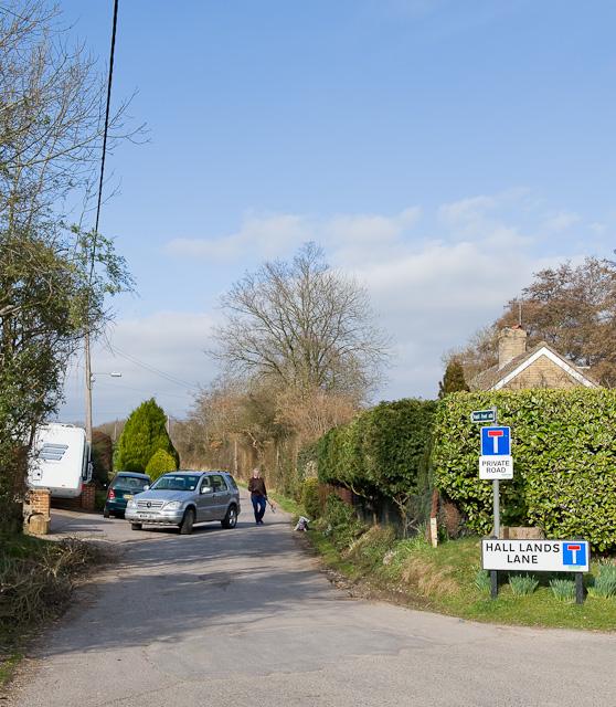 Hall Lands Lane, Fair Oak