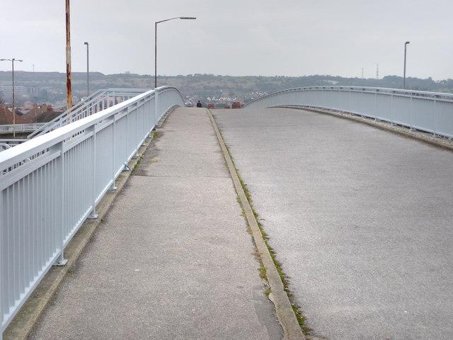 The Hilsea Highbury bridge
