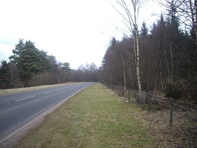 A93 Aboyne to Banchory