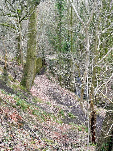 Footpath off Styes Lane, Luddenden Foot