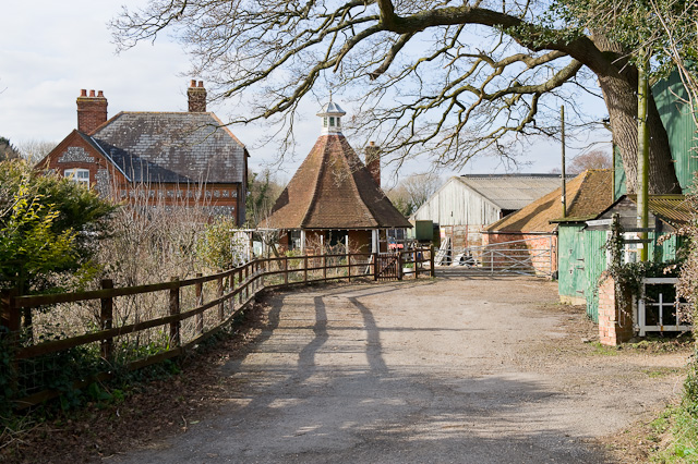 Hall Lands Farm, Fair Oak