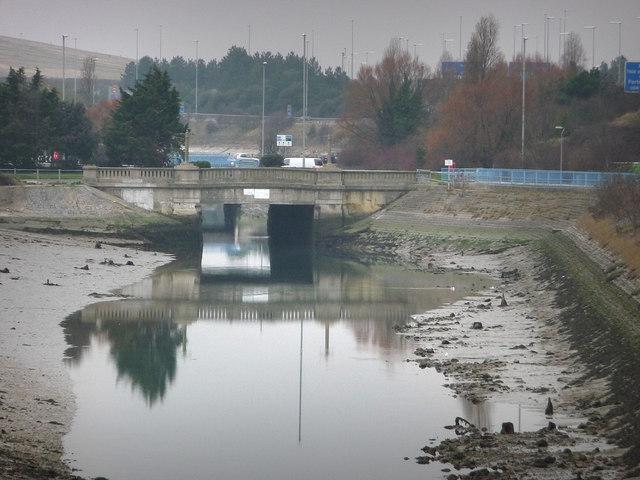 Portsbridge and Ports creek