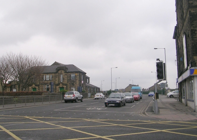 Northgate Road - Otley Road