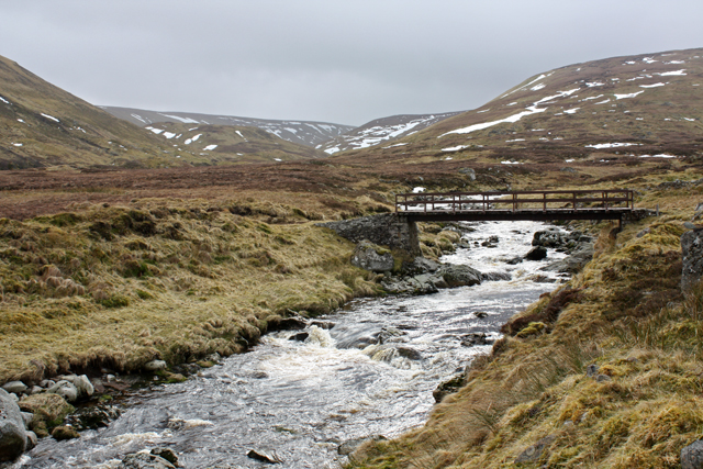 Bridge over River Eskin