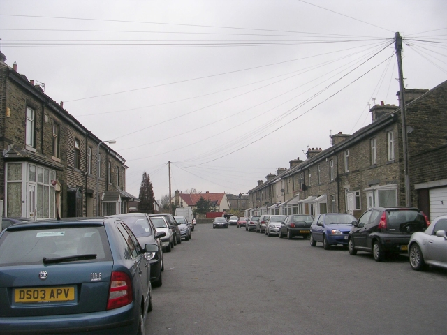 Vernon Place - Otley Road